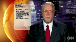 Robert Hstings CNN UFO and Nukes
